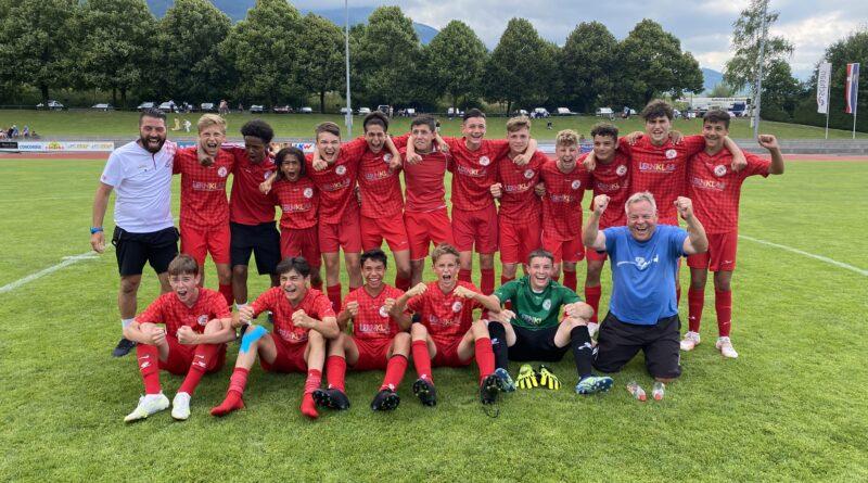 FC Winterthur gewinnt Qualiturnier